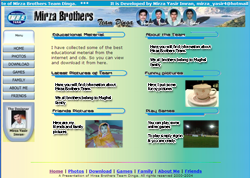 Mirza Brothers Website