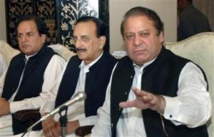Nawaz Sharif in Press Conference