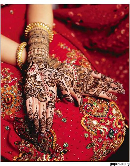 mehndi designs 86 - Bridal Mehndi designs