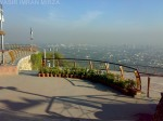 A View of Islamabad from Damn-e-koh