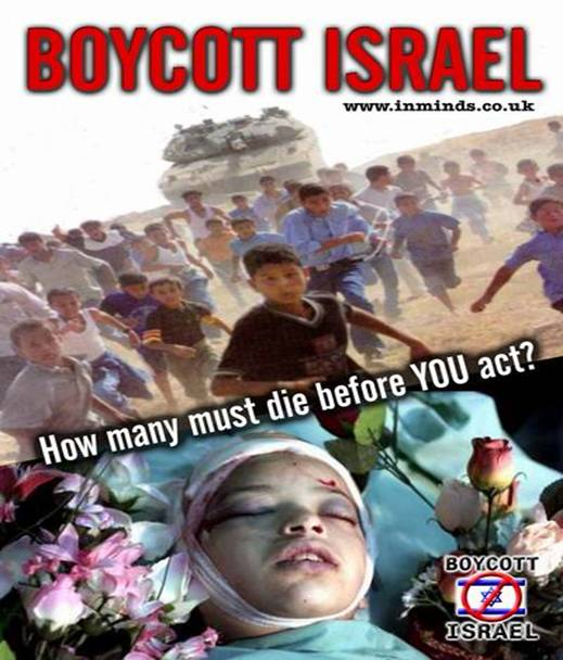 Boycott Israel - USA - Western Products