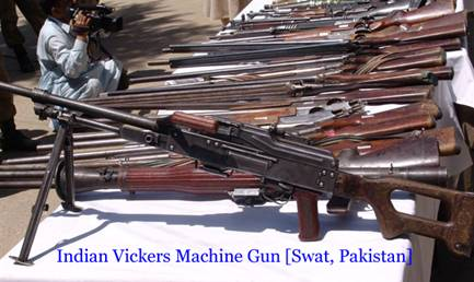 indian-weapons-used-in-terrorism-in-pakistan