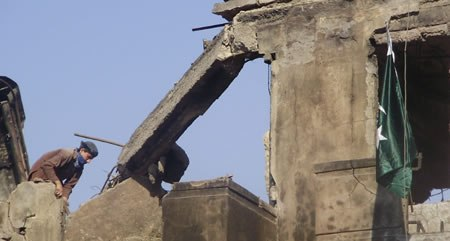 Rebuilding Karachi under Green Flag