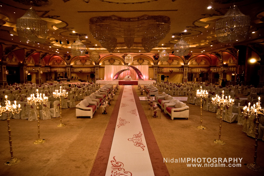 A saudi arabian wedding yasir imran mirza for Arab wedding stage decoration