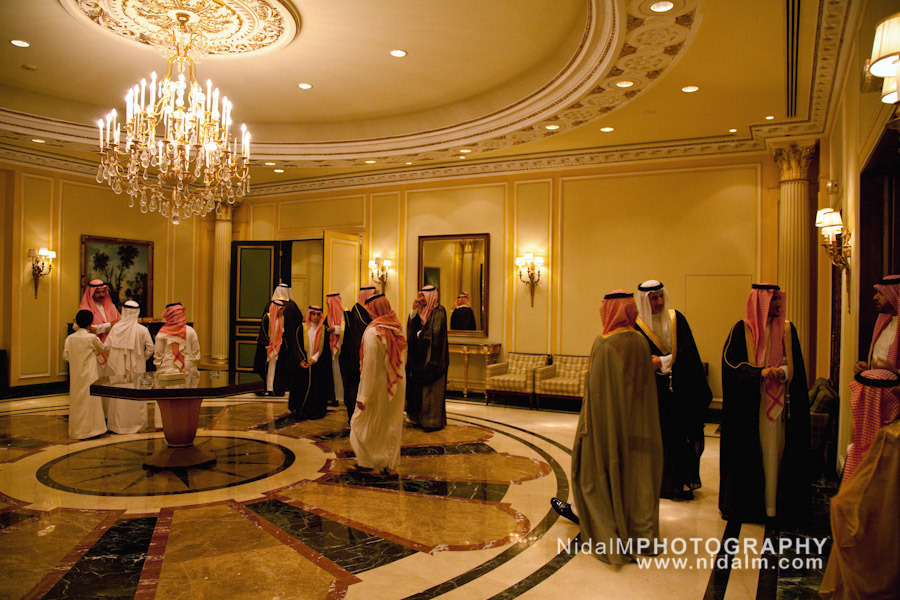 A Saudi Arabian wedding (3/6)