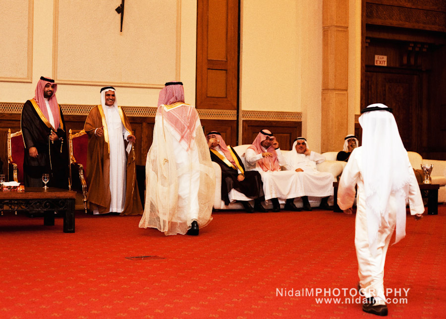 A Saudi Arabian wedding (5/6)