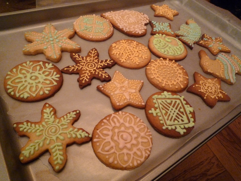 Cookie Decorating Party For Toddlers
