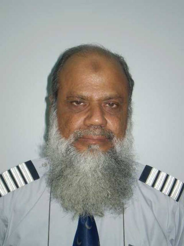 Captain Pervez Iqbal Chaudry