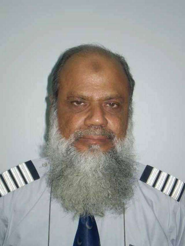 Captain Pervez Iqbal Chaudry