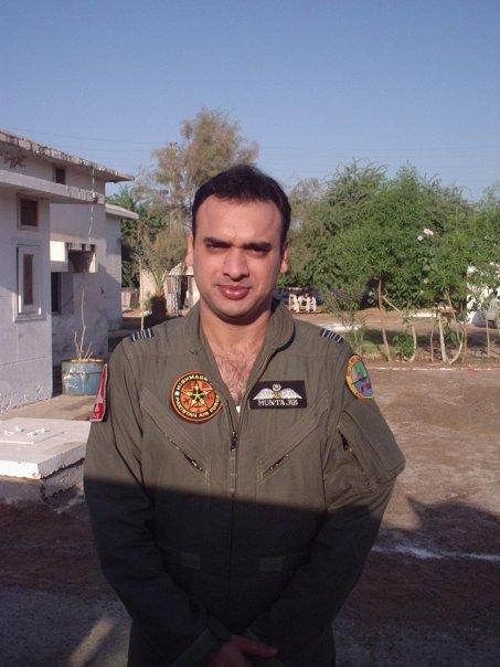 First Officer Muntajibuddin