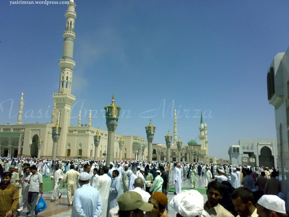 Masjid Nabvi Photography (5/6)