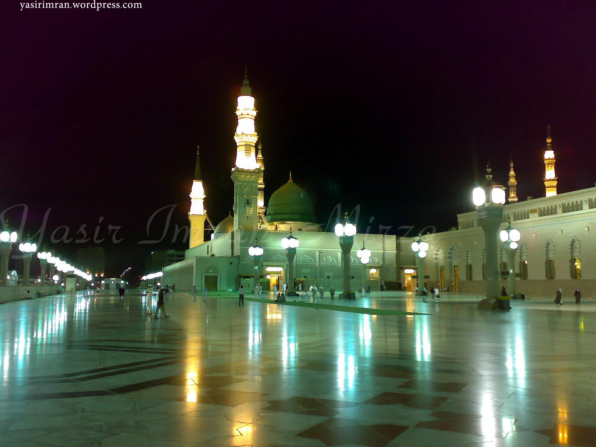 masjid nabvi photography