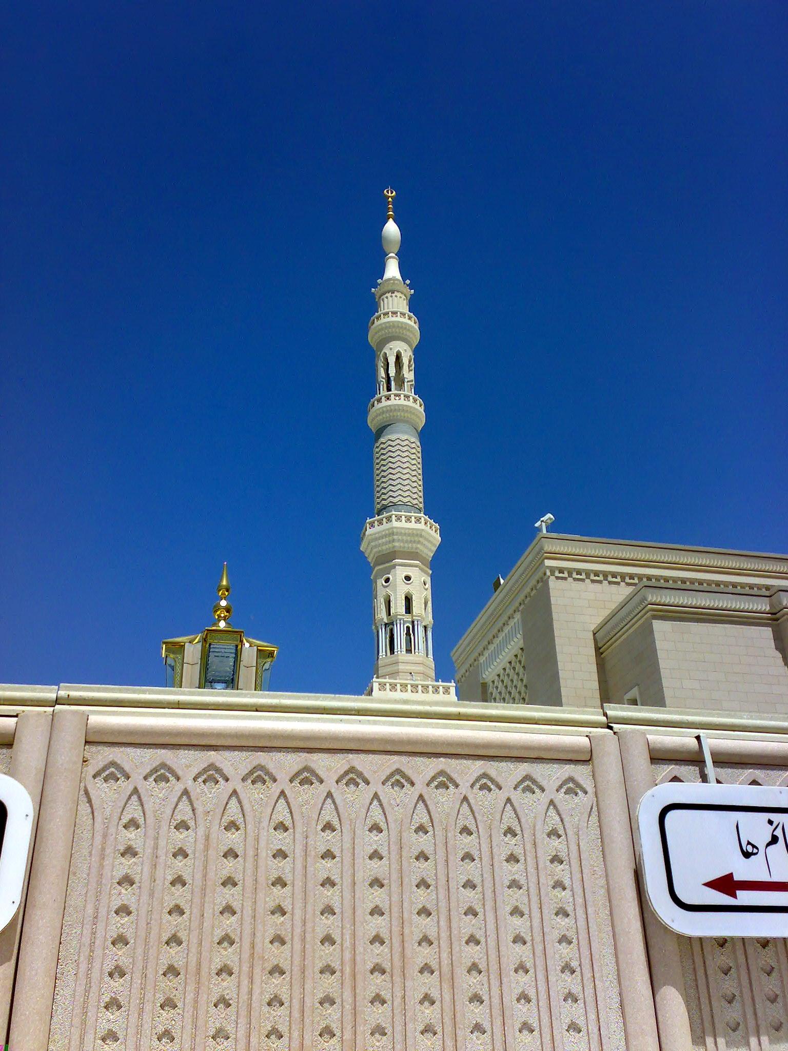 Masjid Nabvi Photography | Yasir Imran Mirza