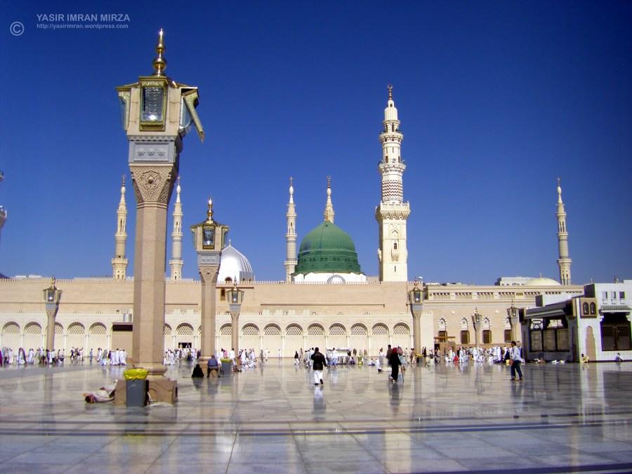 Masjid-Nabvi-Madina