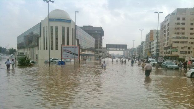 In Pictures Floods In Jeddah January 2011 Yasir Imran Mirza
