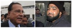 Salman Taseer and Mumtaz Qadri
