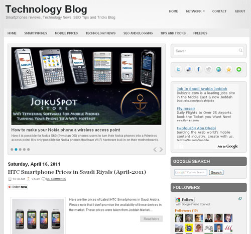 Technology-Blog