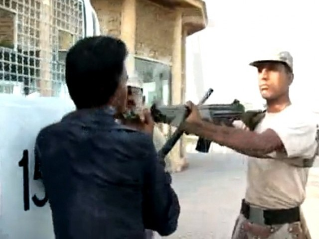 Rangers Kill Young Boy in Karachi