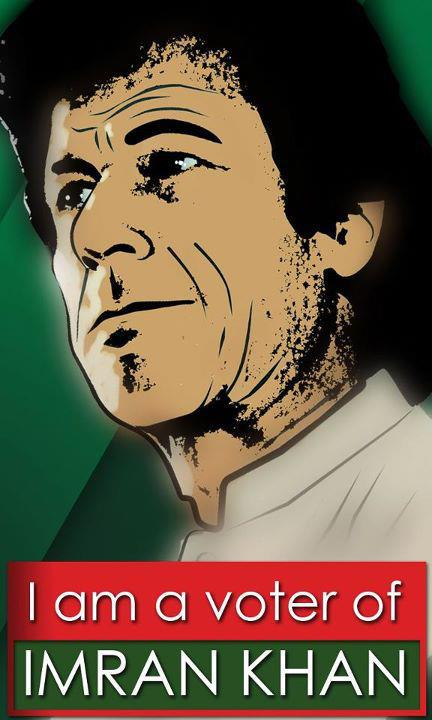 I am a voter of Imran Khan, Are You?