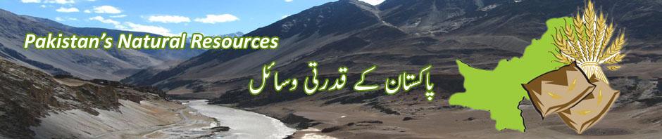 pakistan-natural-resources