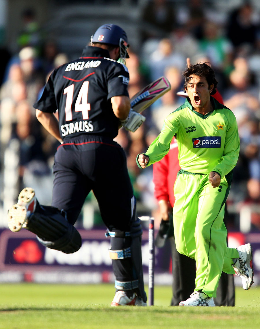 Saeed Ajmal A modern-day Off spinner