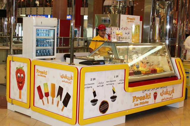 Freshi Ice Sticks N2 Mall Branch