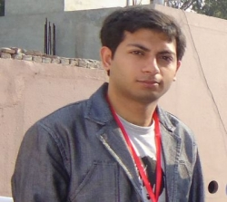 Usman Shahid from We the Youth
