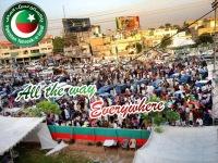 PTI Election Campaign