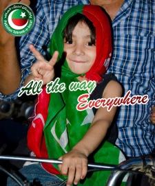 PTI Cute Supporters