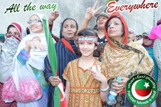 PTI ِImran Khan Election Rally 2013